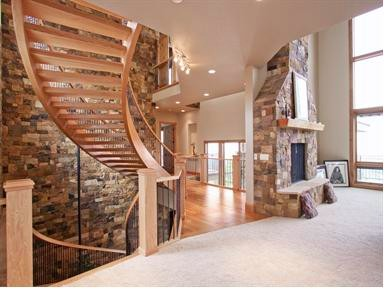 Beautiful Featured Home: Luxury Mountain Living Inspired By Frank Lloyd Wright